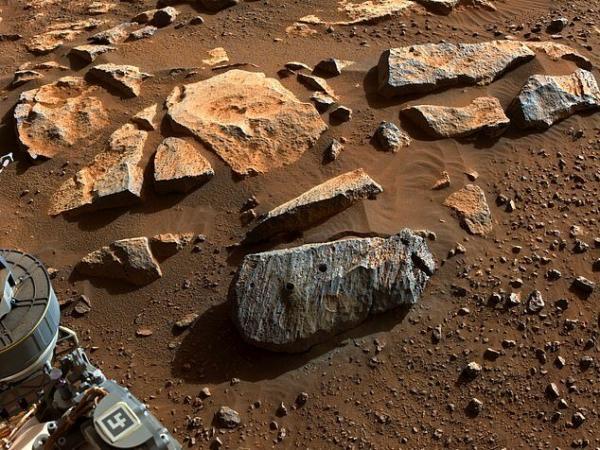 مریخ,سکونت در مریخ