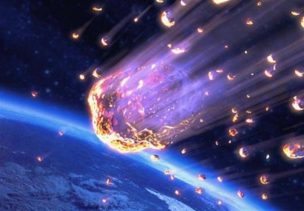 سنگ فضایی,سنگ فضایی در نزدیکی زمین