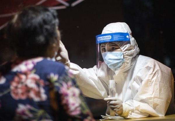 ویروس کرونا,کرونا در چین