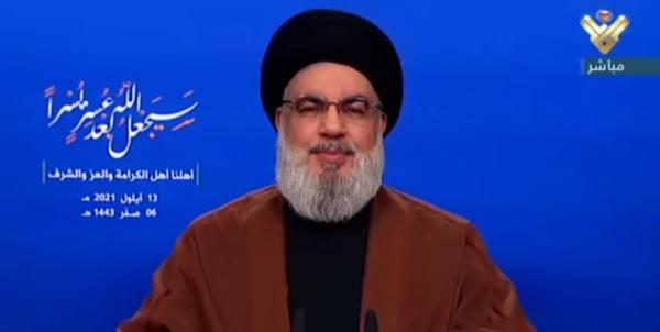 سید حسن نصرالله,دبیر کل حزب الله لبنان