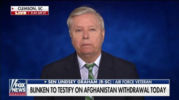لیندسی گراهام,صحبت های لیندسی گراهام درباره طالبان