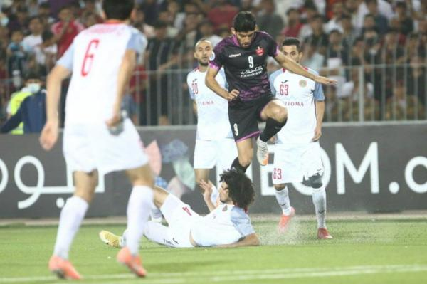 دیدار پرسپولیس و استقلال تاجیکستان,لیگ قهرمانان آسیا 2021