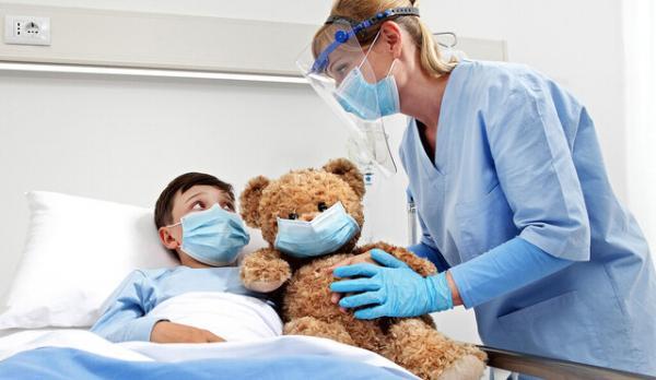 ویروس کرونا,ابتلای کودکان به کرونا