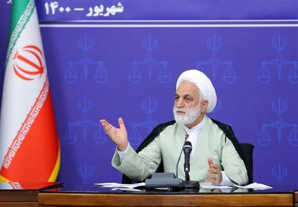 غلامحسین محسنی اژه ای,رئیس قوه قضائیه