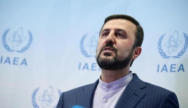 کاظم غریب آبادی,نماینده ایران در سازمان ملل