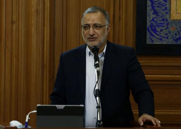 علیرضا زاکانی,شهردار تهران