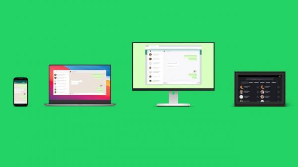 استفاده همزمان واتساپ در چند دستگاه,قابلیت های جدید واتساپ