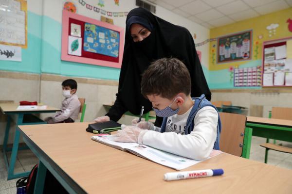 آموزش حضوری,منتفی شدن آموزش حضوری دانش آموزان در مهر 1400