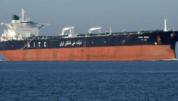 صادرات نفت ایران به لبنان,سومین نفتکش ایرانی درحال حرکت به سمت لبنان