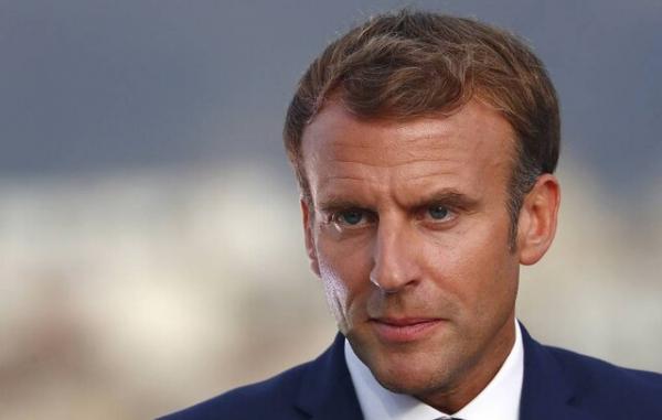 امانوئل مکرون,رئیس جمهور فرانسه