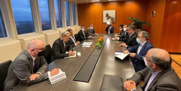 دیدار اسلامی با گروسی در وین,دیدار محمد اسلامی و رئیس آژانس بینالمللی انرژی اتمی