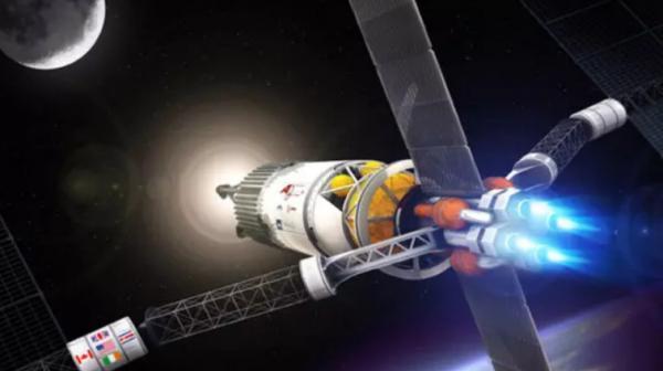 سفر به مریخ,کاهش مدت سفر به مریخ با موشک هسته ای