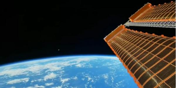قمر زمین, قمر زمین از دریچه دوربین فضانورد چینی