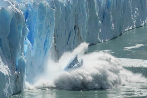 ذوب شدن سریع یخچال های طبیعی در رشته کوه های آلپ,یخچال های طبیعی در رشته کوه های آلپ
