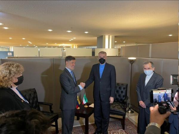 حسین امیر عبداللهیان,دیدارهای امیرعبداللهیان در حاشیه مجمع عمومی سازمان ملل