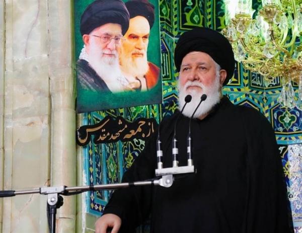 سید احمد علم الهدی,امام جمعه مشهد
