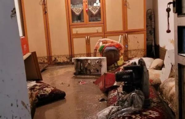 سیلاب و طوفان در شمال ایران,سیل در شرق گلستان