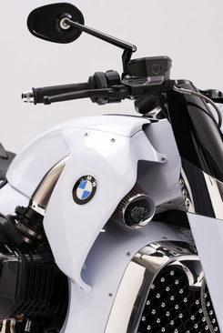 ب ام و آر1250, موتورسیکلت