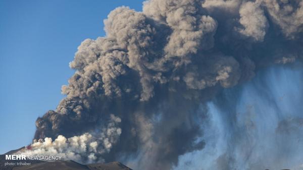 آتشفشان, سیسیل ایتالیا