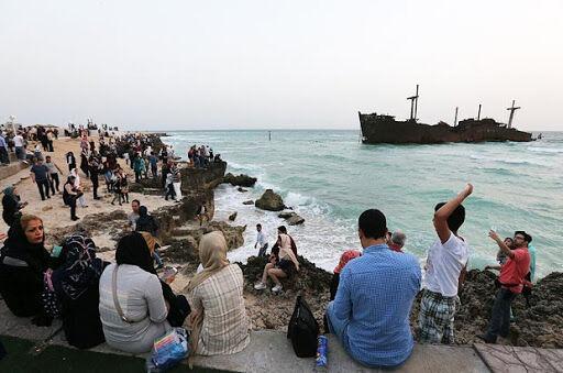 جزایرجنوبی ایران,کروناویروس
