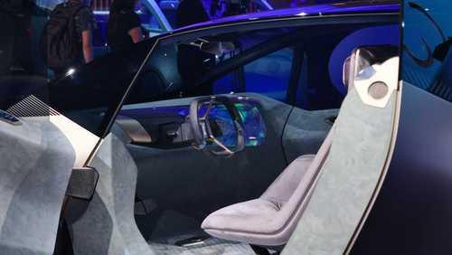 ب ام و آی ویژن سرکیولار,خودروی قابل بازیافت