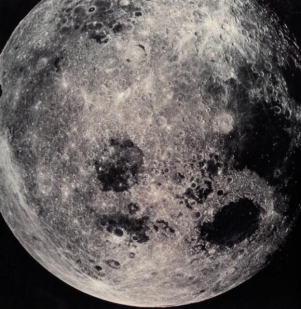 ماه,ناسا