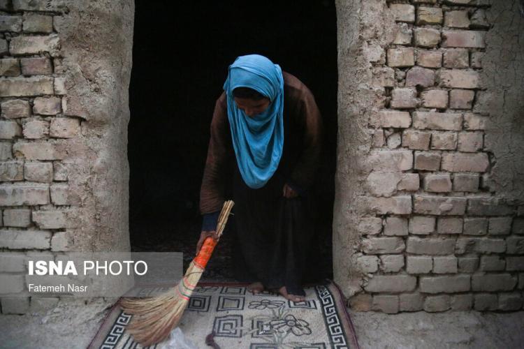 تصاویر زندگی مهاجران افغان در حاشیه شهر اصفهان,عکس های مهاجران افغانی در اصفهان,تصاویری از مهاجران افغان در ایران