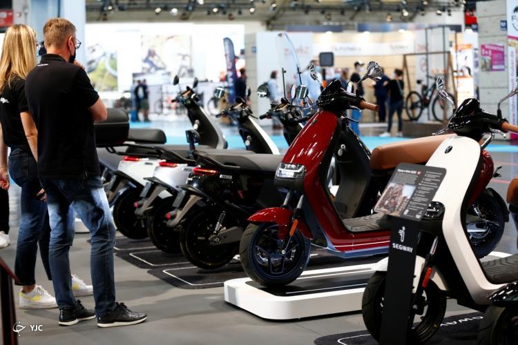 تصاویر نمایشگاه خودرو مونیخ ۲۰۲۱,عکس های نمایشگاه خودرو مونیخ ۲۰۲۱,تصاویری از نمایشگاه خودرو در مونیخ