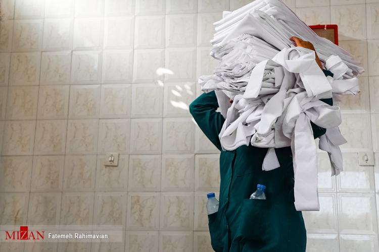 تصاویری از روزهای شلوغ آرامستان اهواز,عکس های وضعیت آرامستان های اهواز,تصاویر بیماران کرونایی در آرامستان اهواز