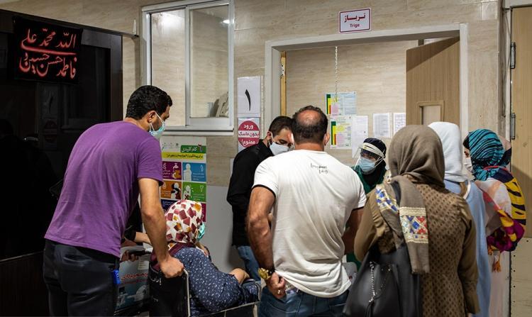 تصاویر جولان کرونا در قزوین,عکس های وضیعت کرونا در قزوین,تصاویری از وضعیت کرونا در شهر قزوین