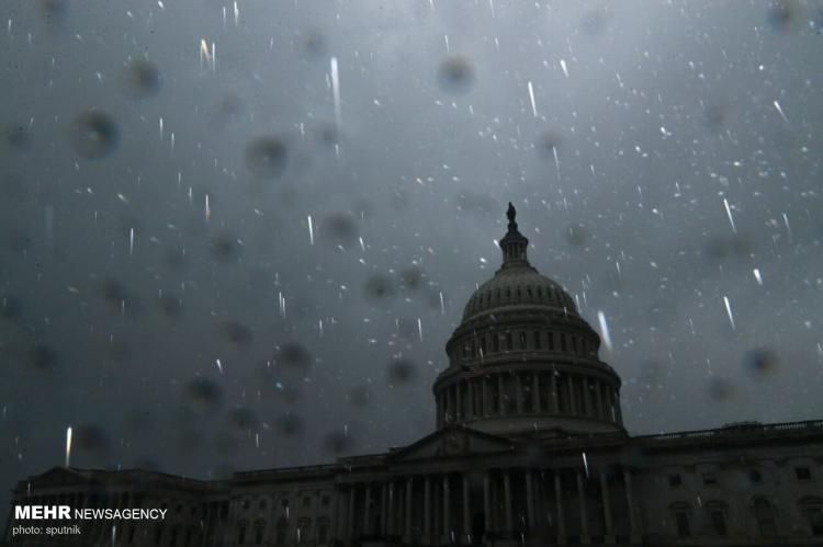 تصاویر طوفان سهمگین آیدا در آمریکا,عکس های طوفان آیدا,تصاویر طوفان آیدا در آمریکا