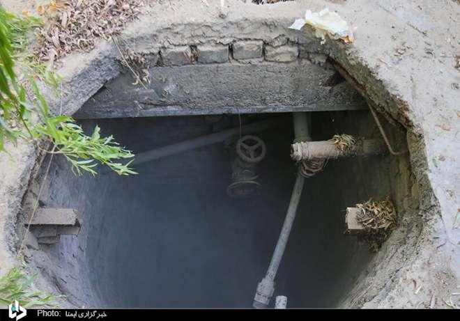 تصاویر مسدودکردن چاه های غیرمجاز در اصفهان,عکس های مسدود شدن چاه ها در اصفهان,تصاویری از مسدود کردن چاه های اصفهان
