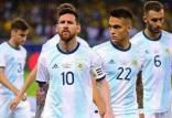 لیونل مسی و آرژانتین,رکورد لیونل مسی