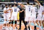 دیدار والیبال ایران و والیبال ژاپن,ایران قهرمان والیبال آسیا