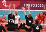 مرحله گروهی رقابت های والیبال نشسته شانزدهیمن دوره بازی های پارالمپیک,بازی های پارالمپیک