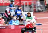 مسابقات دوومیدانی بازیهای پارالمپیک ۲۰۲۰,هاشمیه متقیان