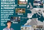 کریستیانو رونالدو,خانههای جذاب کریستیانو رونالدو
