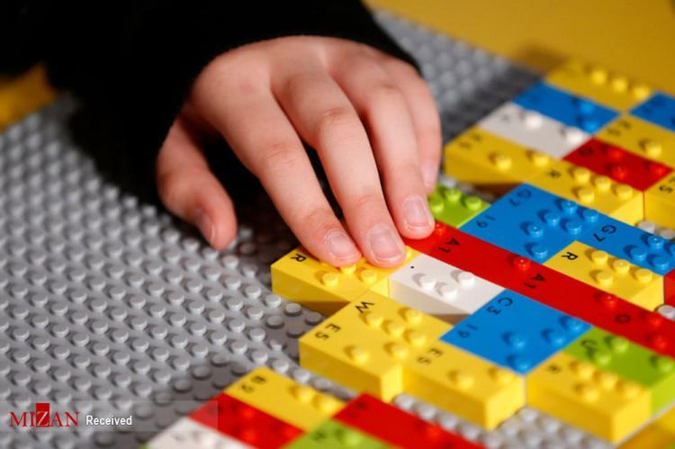 تصاویر لگو برای کودکان نابینا,عکس های لگو,تصاویری از لگوهای مخصوص کودکان