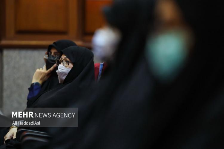 تصاویر جلسه دادگاه رسیدگی به پرونده ترور دانشمندان هسته ای,تصاویر دادگاه پرونده ترور دانشمندان هسته ای,عکس های جلسه رسیدگی علنی به دعوای حقوقی خانواده شهدای علمی و هستهای ایران علیه دولت آمریکا