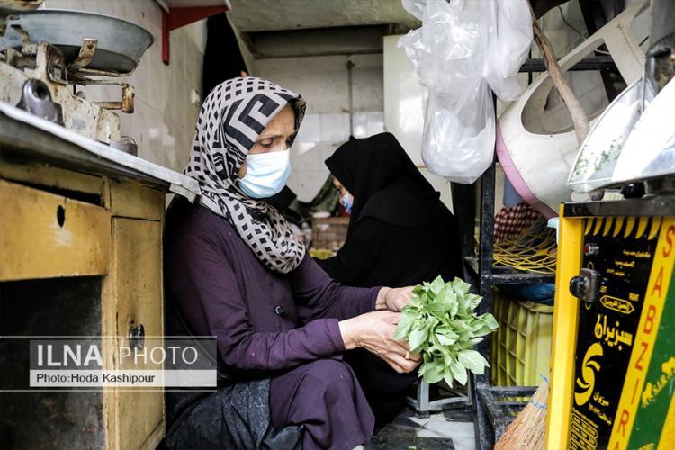 تصاویر زنان دستفروش,عکس های زنان دستفروش در کشور,تصاویر زنان دستفروش در سطح شهر