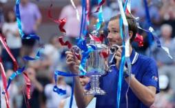دنیل مدودف,تنیس اوپن آمریکا 2021