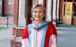 هیلاری کلینتون,'هیلاری کلینتون' رئیس دانشگاه شد