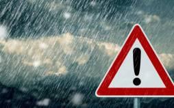 وضعیت آب و هوای کشور,بارش باران و کاهش دما در کشور