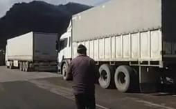 ارتباط زمینی ایران و ارمنستان,بسته شدن مسیر زمینی ایران به ارمنستان