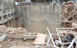 ریزش آوار یک ساختمان قدیمی در تهران,حوادث تهران