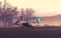تاکسی هوایی eVTOL,آزمایش تکسی هوایی eVTOL توسط ناسا