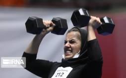 تصاویر نخستین مسابقات فیتنس چلنج زنان قهرمانی کشور,عکس های مسابقات فیتنس چلنج,تصاویری از مسابقات فیتنس چلنج در ایران