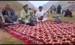 فیلم/ به رگبار بستن یک هنرمند توسط طالبان در اندراب