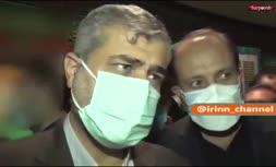 فیلم/ بازدید دادستان تهران از زندان رجاییشهر