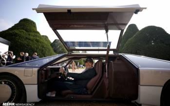 عکس های تکخودروی استون مارتین بولداگ,تصاویری از تکخودروی استون مارتین بولداگ,عکس های ماشین استون مارتین بولداگ